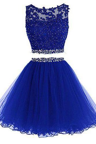 Charming Prom Dress,Sleevelss Short Prom Gown,Sexy Prom Dresses,Tulle Homecoming Dress,Party Dress F414